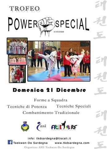 power e special